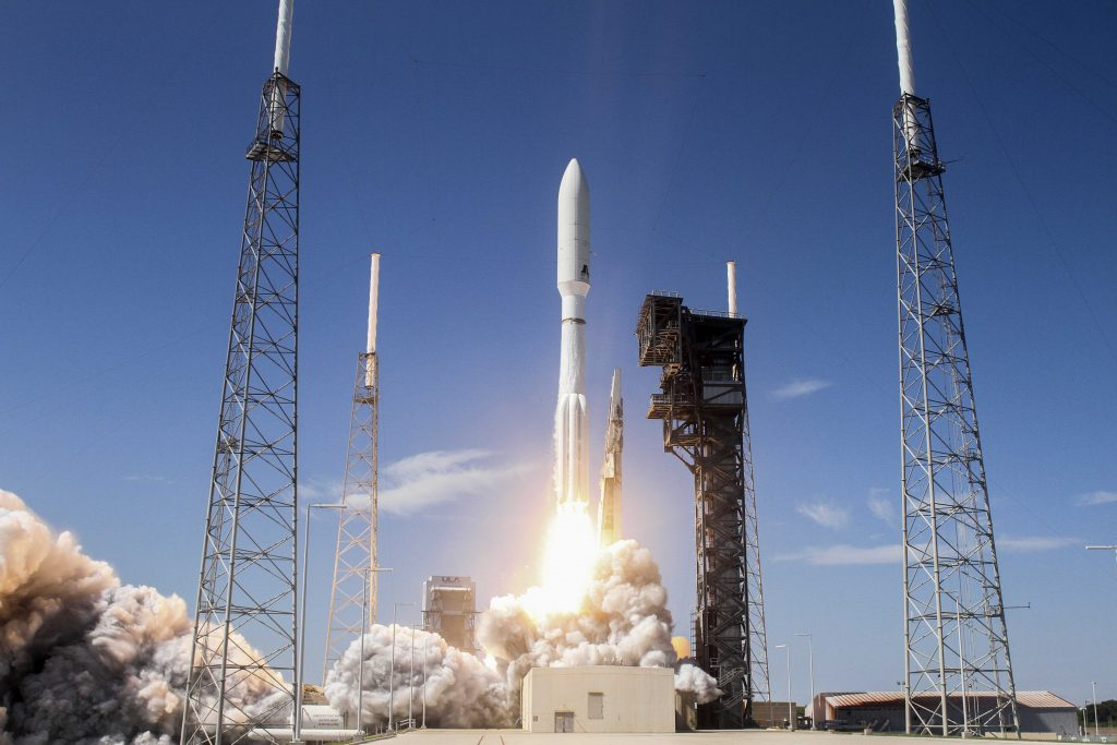 ULA Atlas V Rocket